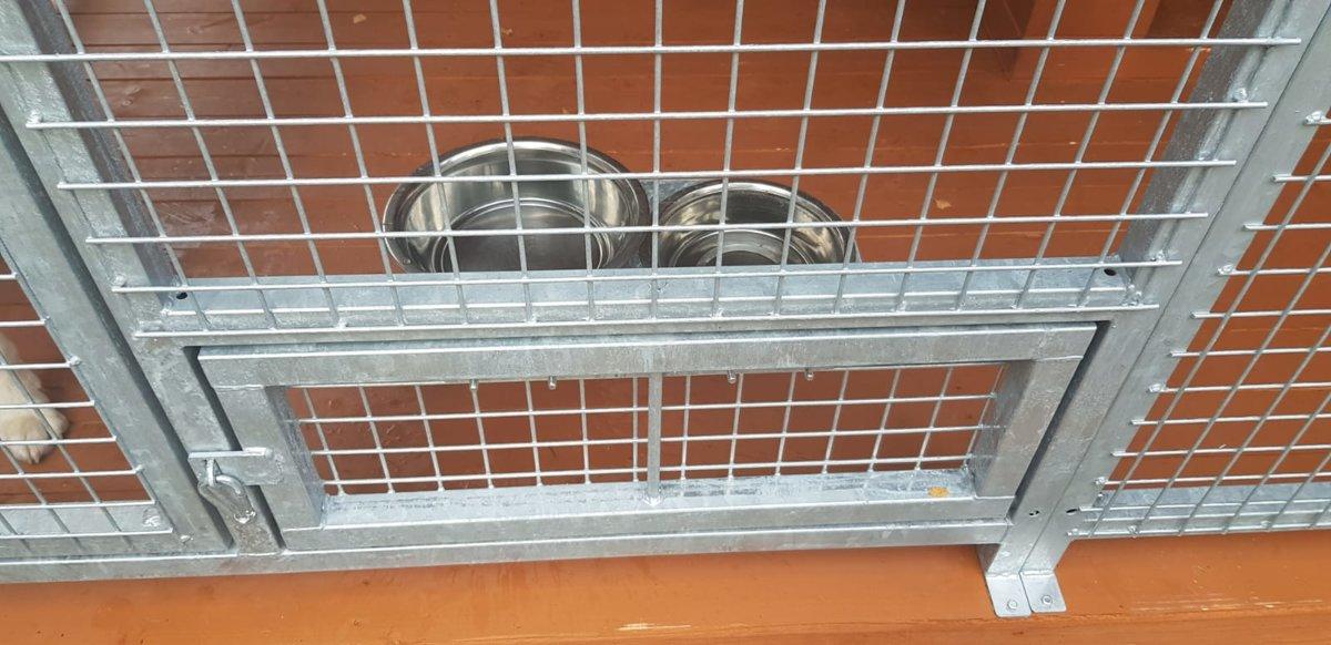Suņu voljers 2x3 m Pēc pasūtījuma